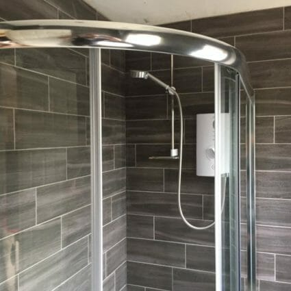 Shower Installation & Stainless Steel Accessories