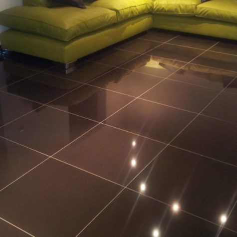 Mirror Gloss Floor Tiles