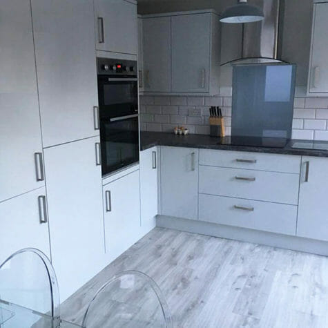 Fitted Kitchen Design & INstallation Flooring & Tiles