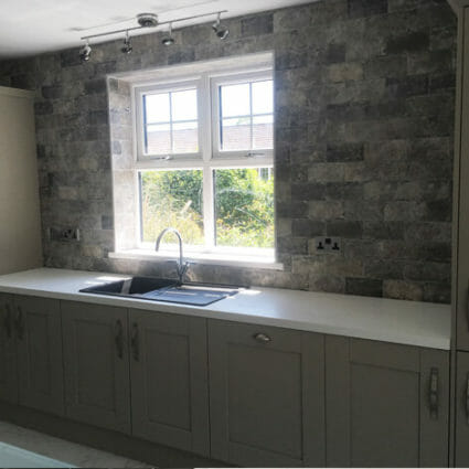 Rustic Kitchen Design - Northumberland