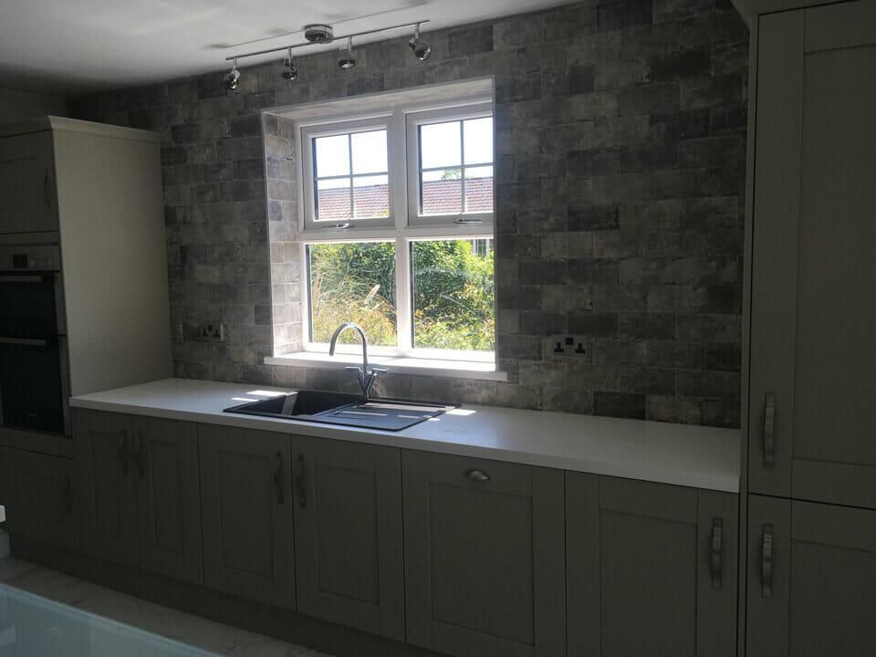 Rustic Kitchen Design - Norhumberland