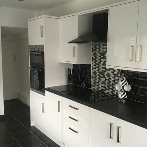Tiling & Flooring - Fitted Kitchen Installation Durham